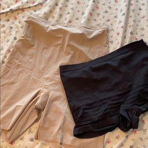 Slimming shapewear shorts